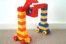 Lego duplo nápady