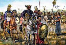 Historie - illustrasjoner