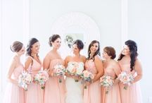 Bridesmaids!  My first loves <3 / by The Lovely Nest