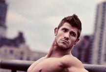 Male Model: Steve Moriarty