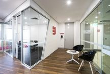 S28 PROJECT - MMJ Real Estate / STATE28 is proud to showcase this amazing commercial office front-of-house