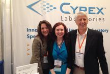 Sponsored Events/Conferences / Stop by the Cyrex booth in the exhibit hall of various events and speak with a team member. We look forward to seeing you!