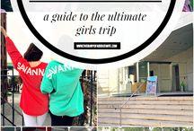 Savannah Girls Getaways