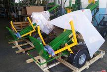 Machines pour la forêt - fendeuses et scies