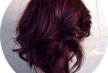 Fialove vlasy