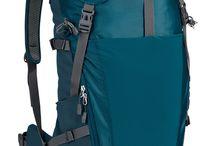 Wandern und Handgepäck