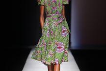 South Africa fashion week / African fashion