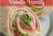 Diabetes meals