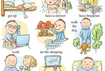 printable pictures daily routine