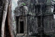 Angkor Wat - Kambodzsa
