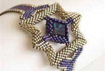 Квадратный браслет