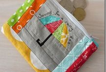 Practically Paper Piecing - things to make with paper pieced blocks / by Kristy QP