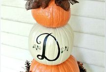 Fall decor / by susan hufstedler