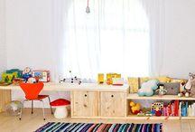 pieza niños