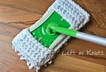 Crochet - Household Things