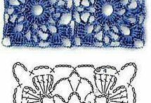 Схемы вязаня