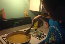 Picture Kids Cooking! / All children love to cook. My son has Autism and loves cooking and baking. Cooking offer children with varying abilities the opportunity to participate in creating something fun and delicious!
