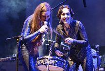 Kitty Daisy & Lewis @ Visioninmusica 2015 / Kitty Daisy e Lewis: The Third @ Visioninmusica 2015 in data 3 marzo 2015 - Centro Multimediale, Terni