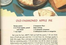 Old Fashioned Cakes and Recipes