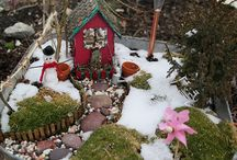 Fairy Gardens / by Kathy Knapp