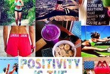 Lorna Jane Fitspiration / Inspired by Lorna Jane Move Nourish Believe lifestyle.