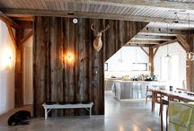 Canadiana Cabin Style Decor / Canadian Cabin Style!