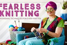 my new Craftsy Class: Fearless Knitting! / by Lucy Neatby