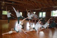 Focuses- Dance & Gymnastics