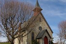 CHURCHES / by Barbara Byrd
