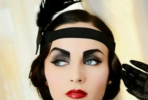 1920s makeup (flapper era) and everything fab about it