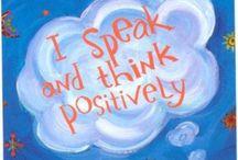 Affirmationer I speak THROUT chakra
