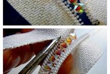 κοσμήματα από φερμουαρ