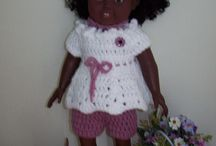 American girl stuff / by Vicki Loch Staggs