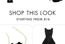My Polyvore Finds.