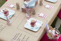 Dekk på bordet # set the table