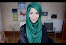 hijab video