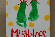 Kids Christmas Crafts / by Laura Howard