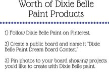 Dixie Belle Dream Board