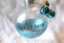 Christmas ornaments/decorations too