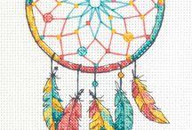 Dream catchers / native american / #dream #catcher  #native #american #galeriadekodom #makeawish