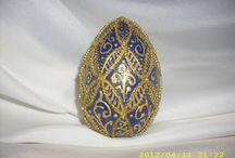 Декор яиц, Пасха