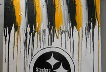 Pittsburgh Steelers. ❤ / by Jessica Affolter