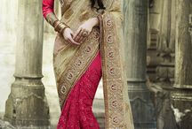 Bride - Indian Weddings / Outfits for Indian brides and bridesmaids