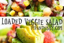 Salat  - Vegan