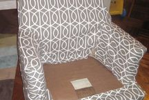 Slipcovers and Upholstering