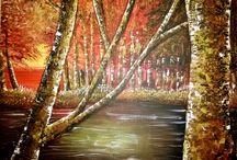 Pinturas / Algunas de las pinturas que he hecho en óleo y acrílico #oilpainting #acrylicpainting #artpainting