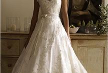 Wedding Dresses / Some amazing dresses.