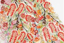 Textile - Mixed Media