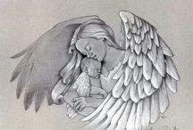 babi v anielovom naruci