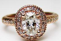 Rings / by Heather Lowe